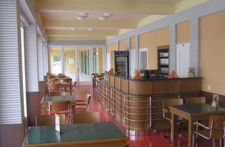 Restaurace městského koupaliště Opava